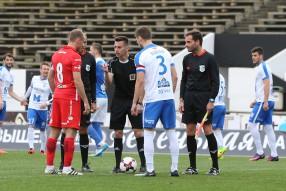 ФК Спартак Москва - Осиек 1-1