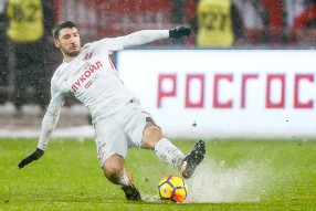 Арсенал - Спартак 0:1