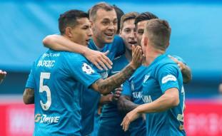 Zenit 5:3 Lokomotiv