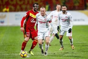 Арсенал 0:1 Спартак
