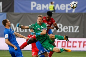 Динамо - Спартак 2-2