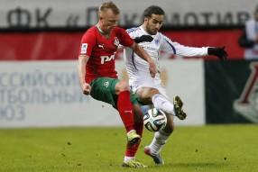 Локомотив - Волга 3:0