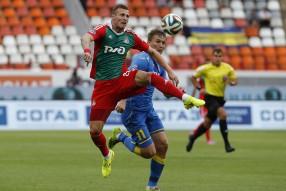 Локомотив 2:1 Ростов