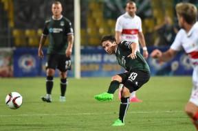 Краснодар 0:1 Спартак