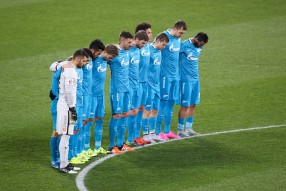 Зенит - Мордовия 0:0