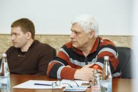 Заседание рабочей группы Комитета профессиональног ...