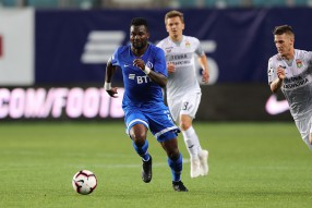 Динамо 3:0 Уфа