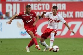Локомотив 0:0 Спартак