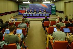 Пресс-конференция по итогам сезона 2017/18
