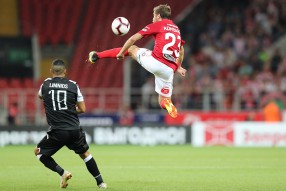 Spartak 0:0 PAOK