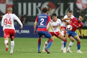 ПФК ЦСКА 1:1 Спартак