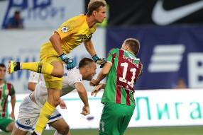 Динамо 1:1 Рубин