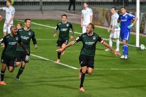 Cup of Russia. Krasnodar 1:0 Terek