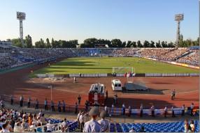 """Стадион """"Центральный"""" (Астрахань)"""