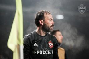 1/16 финала Лиги Европы. Црвена звезда - ПФК ЦСКА  ...