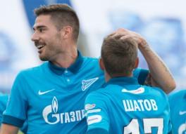 Зенит - Амкар 2-0