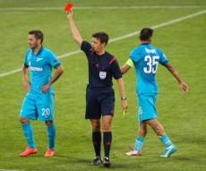 Матч Лиги Чемпионов УЕФА. Зенит 3:0 Стандард