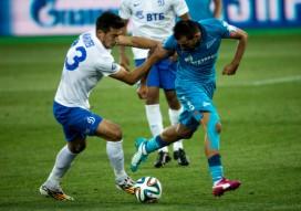 Зенит – Динамо 3 – 2