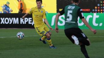 Краснодар - Ростов 0:2