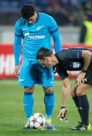 Зенит - Монако 0:0