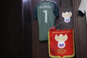 Россия - Бразилия 0:3