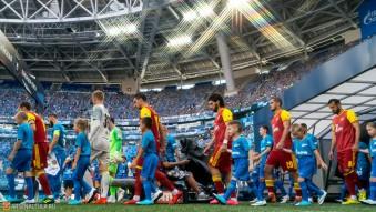 Зенит 1:0 Арсенал