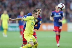 ПФК ЦСКА 0:1 Ростов