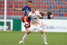 ПФК ЦСКА 4:0 Урал