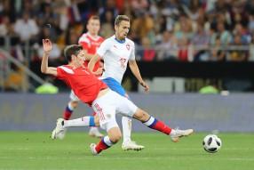 Россия 5:1 Чехия