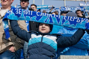 Зенит 2:1 ПФК ЦСКА