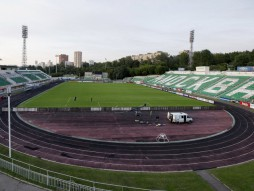 «Стадион им. Э.А. Стрельцова» (основное поле)