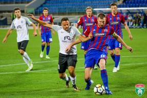 Тосно - СКА-Хабаровск 0:0
