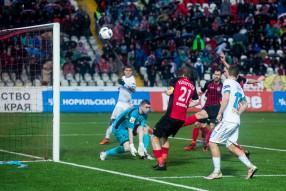 Амкар 1:1 Зенит 1/2 финала Кубка России