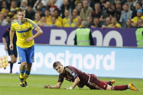 Швеция - Россия 1-1