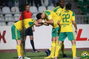 Кубань - Динамо 1:0