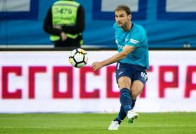 Зенит 0:0 Ростов