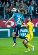 Зенит - Ростов 0:0