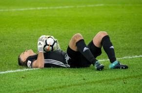 Зенит 0:1 Арсенал