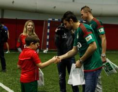 Фестиваль футбола в Черкизове