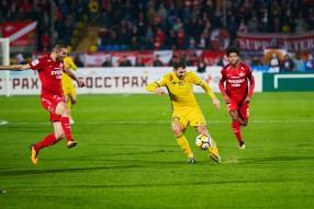 Ростов 2:2 Спартак