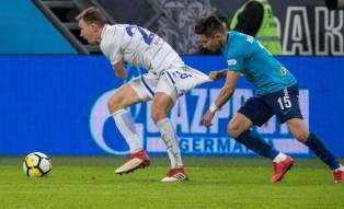 Зенит - Динамо 2:1