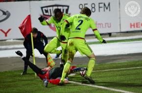 Амкар 2:0 ПФК ЦСКА