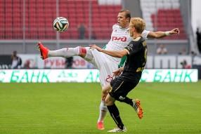 Рубин 1:1 Локомотив