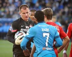 Зенит 0:0 Спартак