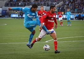 Зенит – Спартак 0-0