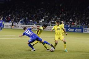 Оренбург - Анжи 0:0