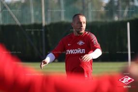 «Спартак» тренируется в Марбелье