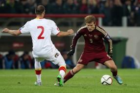 Россия - Черногория 2:0