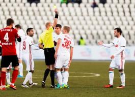 Амкар - Локомотив 0:0