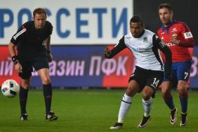 ПФК ЦСКА - Краснодар 2:0